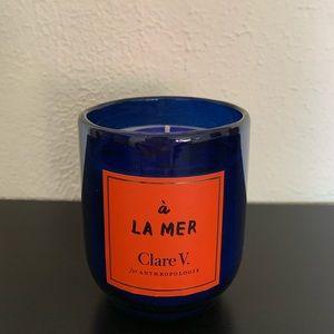 Clare V. for Anthro Maisonette Candle A La Mer